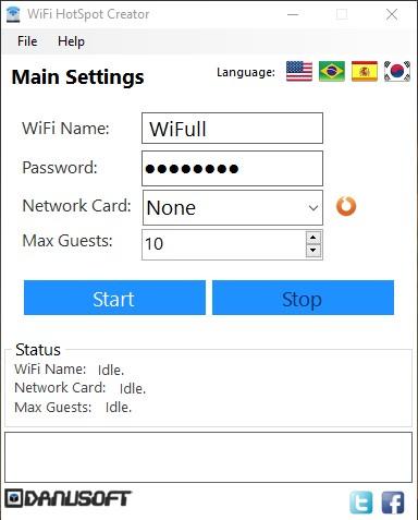 Free wifi hotspot — скачать.